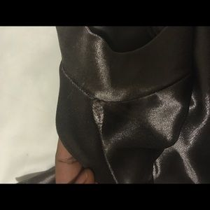 Zara Dresses - Nwot Zara metallic velvet dress